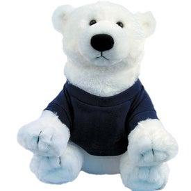 Plush Polar Bear for Your Church