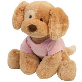 Logo Plush Puppy Riley