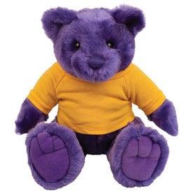 Plush Bear Knuckles (Purple)