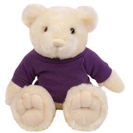 Plush Bear Knuckles for Marketing