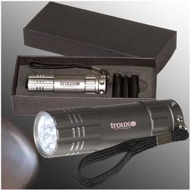 Logo Pocket 9 LED Torch