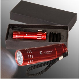 Pocket 9 LED Torch for Your Company