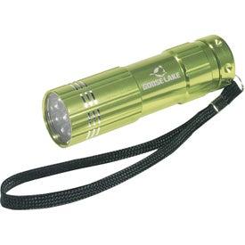 Pocket Aluminum LED Flashlight for Your Church
