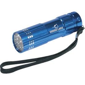 Customized Pocket Aluminum LED Flashlight