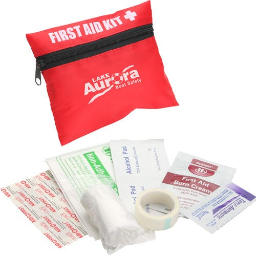 Compact Pocket First Aid Kit
