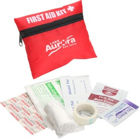 Custom Pocket First Aid Kit