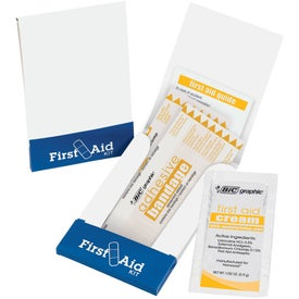 Logo Pocket First Aid Kits