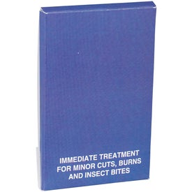 Imprinted Pocket First Aid Kits