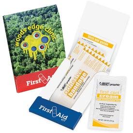 Monogrammed Pocket First Aid Kits