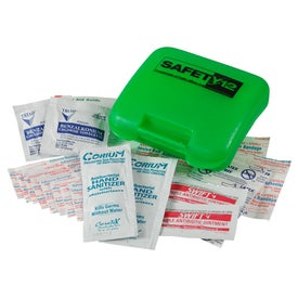 Deluxe Pocket First Aid Kit