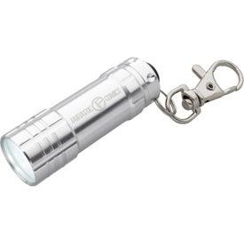 Pocket LED Keylight with Your Slogan