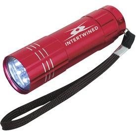 Custom Pocket Aluminum Mini LED Flashlight