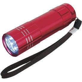 Pocket Aluminum Mini LED Flashlight for Your Company