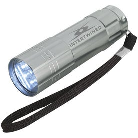 Pocket Aluminum Mini LED Flashlight for Your Church