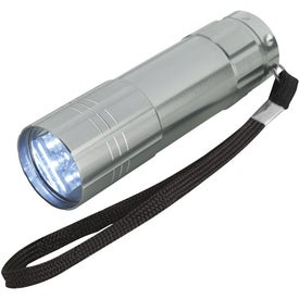 Pocket Aluminum Mini LED Flashlight for Marketing