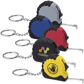 Pocket Pro Mini Tape Measure / Key Chain