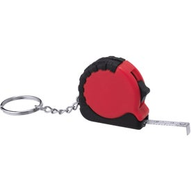 Pocket Pro Mini Tape Measure Key Chain