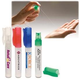 Company Pocket Pump Hand Sanitizer