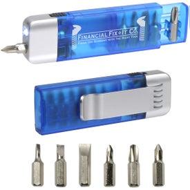 Clip-On Pocket Screwdriver