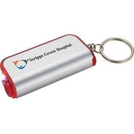 Pocket Screwdriver and Key Light