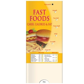 Custom Pocket Slider: Fast Foods