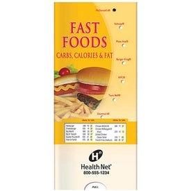 Pocket Slider: Fast Foods