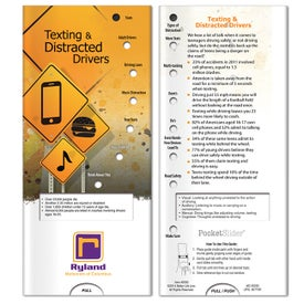 Pocket Slider: Texting & Distracted Drivers