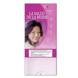 Promotional Pocket Slider Women's Health