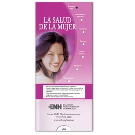 Pocket Slider Women's Health (Spanish)