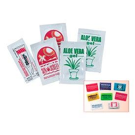 Pocket Vinyl Sun and Aloe Care Kit