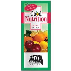 Pocket Doctor: Good Nutrition