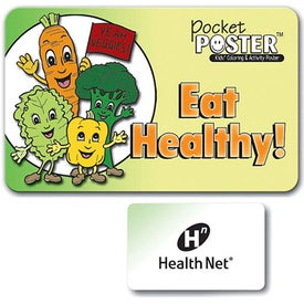 Pocket Poster: Eat Healthy