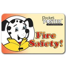 Pocket Poster: Fire Safety Giveaways