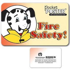Pocket Poster: Fire Safety