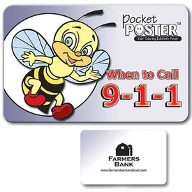 Pocket Poster: When to Call 911