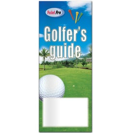 Pocket Pro: Golfer's Guide with Your Slogan