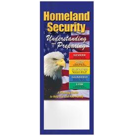 Imprinted Pocket Pro: Homeland Security