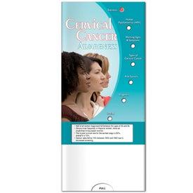 Printed Pocket Slider: Cervical Cancer