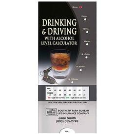 Pocket Slider: Drinking and Driving