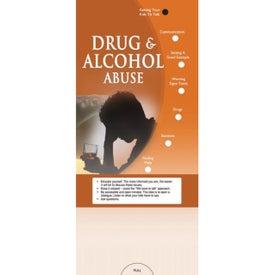 Custom Pocket Slider: Drug and Alcohol Abuse