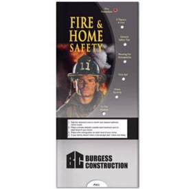Pocket Slider: Fire and Home Safety