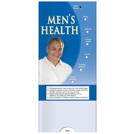 Pocket Slider: Men's Health for Advertising