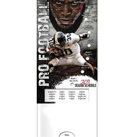 Pocket Slider: Pro-Football Imprinted with Your Logo