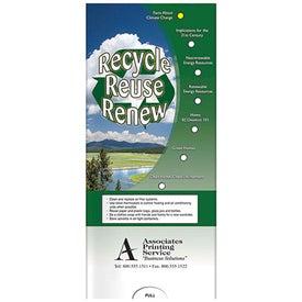 Pocket Slider: Recycle, Reuse, Renew
