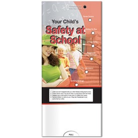 Promotional Pocket Slider: Safety at School