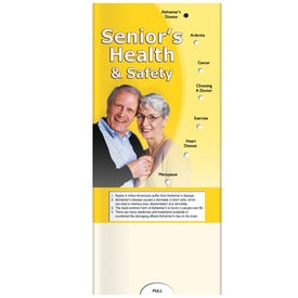 Pocket Slider: Senior's Health and Safety for Advertising