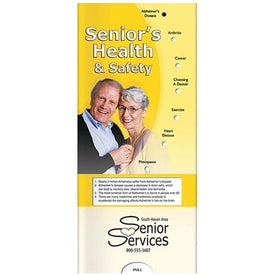 Pocket Slider: Senior's Health and Safety