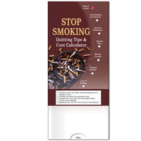 Pocket Slider: Stop Smoking for Promotion