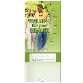 Logo Pocket Slider: Walking for your Health