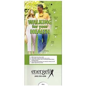 Pocket Slider: Walking for your Health